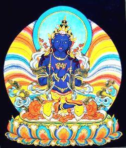 Ντόρτζε Τσαν, Ο Πρωταρχικός Βούδας / Dorje Chang, The Primordial Buddha