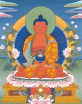 Buddha Amitabha / Ο Βούδας Αμιτάμπα