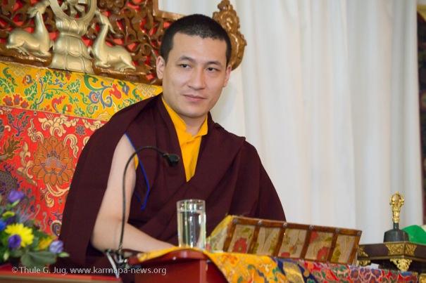 H.H. Gyalwa Karmapa
